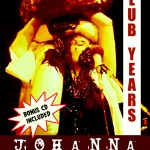 Released on Soleilmoon Recordings. A Collection of live video performances from the late 1970's thru the 1980's of Johanna Went club performances. Also includes a CD of Johanna Went studio recordings including the complete Hyena EP remastered. Produced by Mark Wheaton and Johanna Went.