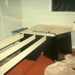 Building our first Console Desk
