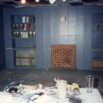 The Original Rec Room before we tore it out