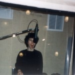 Weba tests the Vocal Booth for the 1st Time