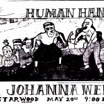 B People, Johanna Went and The Human Hands at The Starwood