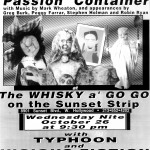 Passion Container Flyer