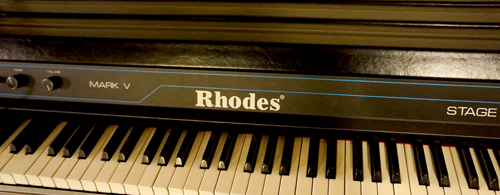 Rhodes Mark V on loan from a client