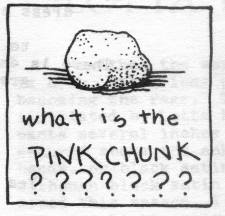 What is the Pink Chunk